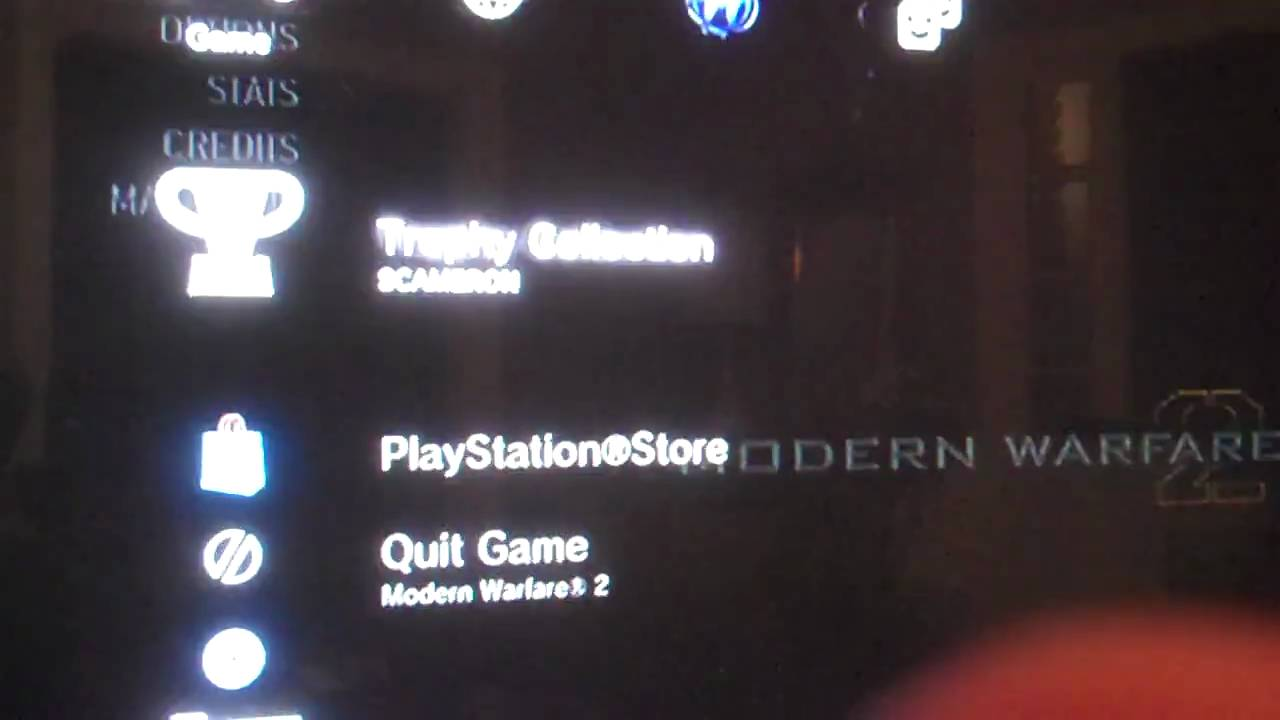 Ps3 Trophy Collection Error
