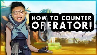 TSM WARDELL ON HΟW TO COUNTER OPERATORS IN VALORANT!