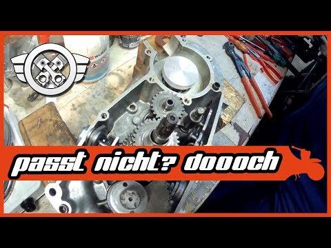 Simson M54 Motor | Das war da doch auch drinne?! | Ach so... andersrum 😂
