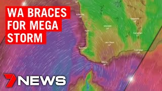 Wa Bunkers Down Ahead Of Massive Storm To Bring Damaging Winds And Heavy Rain | 7news