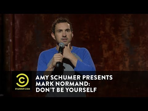 Mark Normand - Your Brain Is Your Worst Enemy - Comedy Central Stand-Up
