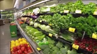 Бесплатные продукты в гипермаркете США, Калифорния! Программа WIC