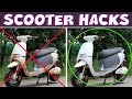9 Simple Scooter Life Hacks