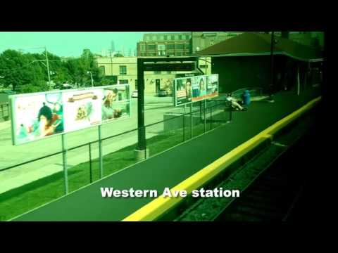 A Train Odyssey, Part 1: Chicago Metra & Union Station