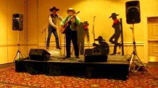 "Rodger Maxwell - ""Wandering Cowboy"""