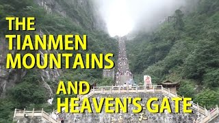 The Tianmen Mountains, Heaven
