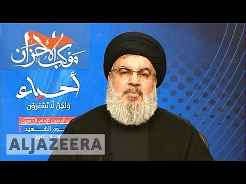 Hezbollah's leader hits out at Saudi Arabia