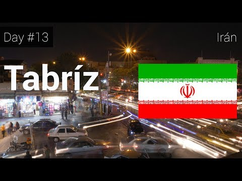 Day 13 - crossed borders to Iran