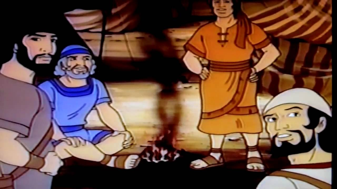 The Greatest Adventure - Stories From The Bible - David and Goliath Part 2
