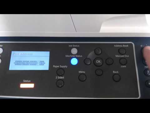 epson wf-2510 how to set static ip