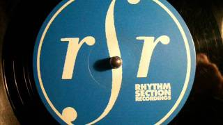 Rhythm Section Check out the bass (remix)