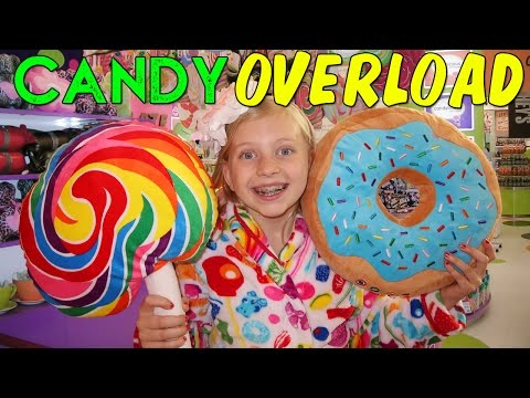CANDY OVERLOAD!!!