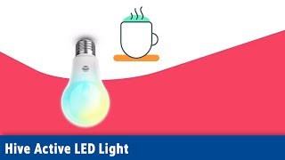 Hive Active LED Light   Screwfix