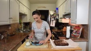 Spicy Mexican Brownies  Milky Please Ep.1