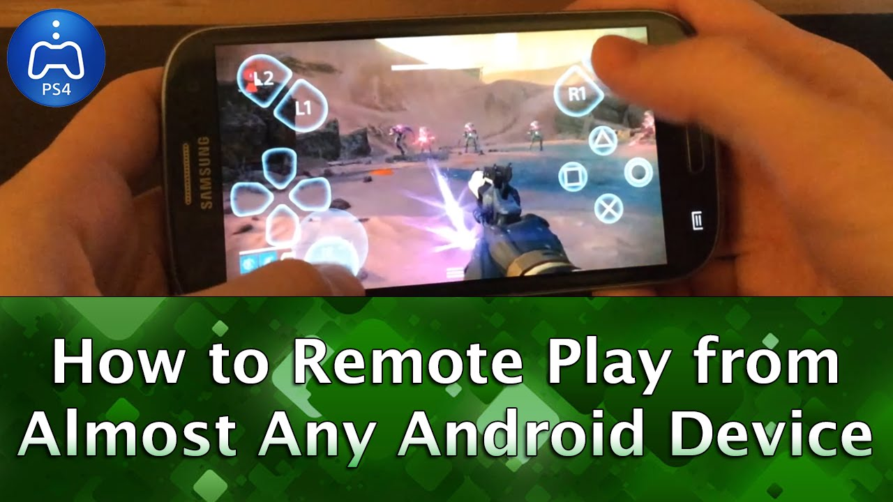 Unofficial app opens up PS4 remote play on Android devices
