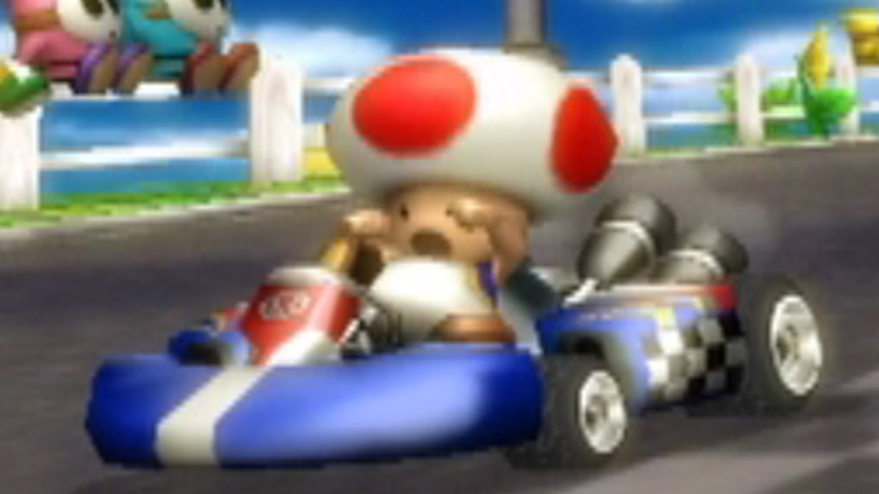i got a homebrewed wii and play mario kart wii online...