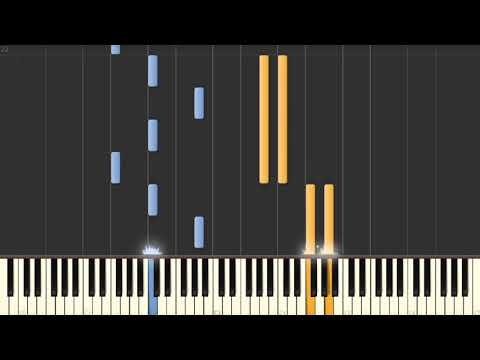 Il Mondo (Jimmy Fontana) As played by Richard Clayderman - Pianotutorial