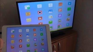 Как подключить планшет к телевизору(Как подключить планшет к телевизору. Для подключения планшета к телевизору нам понадобится кабель HDMI., 2015-06-03T00:41:11.000Z)