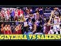 BARANGAY GINEBRA Full Highlights VS LG SAKERS