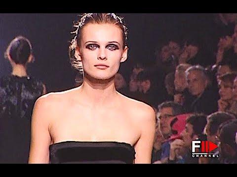 LANVIN Full Show Autumn Winter 2008 2009 Paris – Fashion Channel