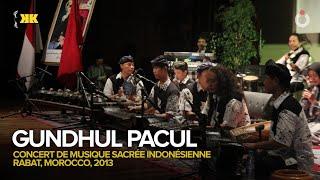 Concert de Musique Sacrée Indonésienne: Gundhul Pacul
