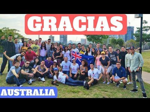 Encuentro con suscriptores :)  | Acá en Australia