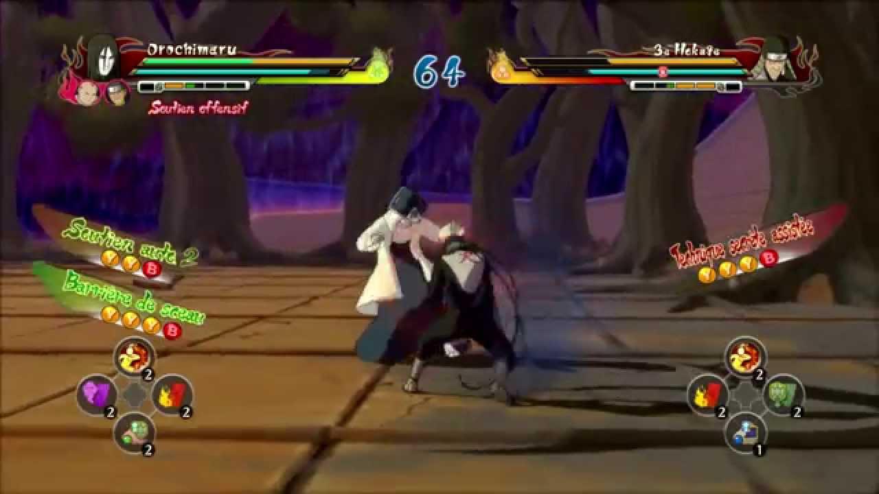 Orochimaru kazekage vs hiruzen youtube for Cuarto kazekage vs orochimaru