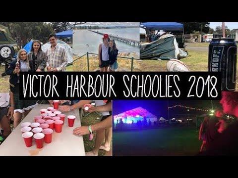 SCHOOLIES/LEAVERS VICTOR HARBOUR VLOG 2018