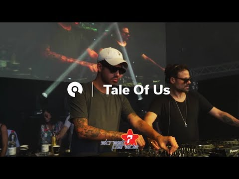 Tale Of Us @ Zurich Street Parade 2018 (BE-AT.TV)