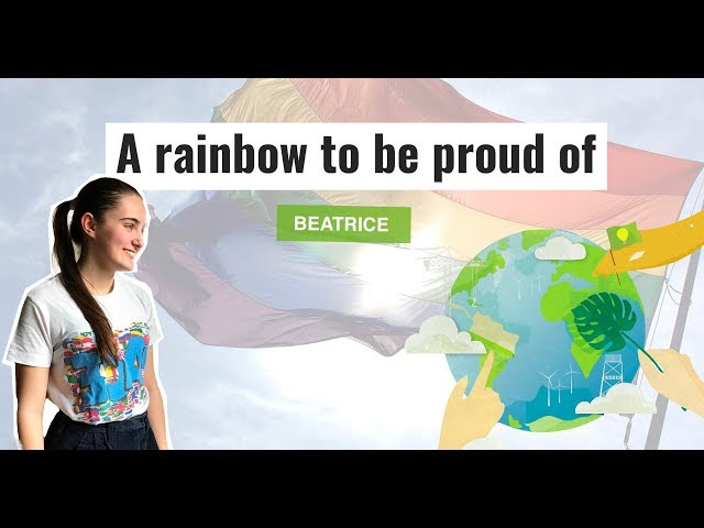A rainbow to be proud of | Beatrice Somà