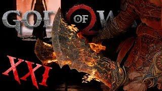 SĄ MOJE CACUSZKA || God of War [#21][PS4]