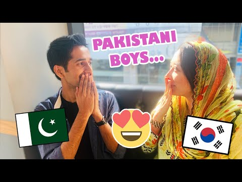 Why This Korean Girl Married Pakistani Boy | کورین لڑکی کی پاکستانی سے شادی from YouTube · Duration:  11 minutes 12 seconds