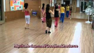 The Locomotion Line Dance