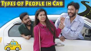 Types of People in Cab | BakLol Video