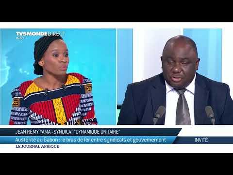 Gabon : bras de fer sur fond d'austérité économique