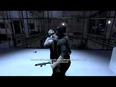 ELIAS TOUFEXIS Adam Jensen  VARIOUS VIDEO GAME CHARACTERS