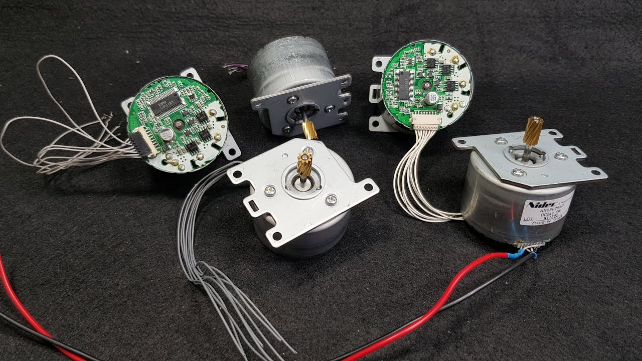 How To Run Nidec 24V Brushless Motor Equipped Drive Board With 24v Nidec Motor Wiring Diagram on