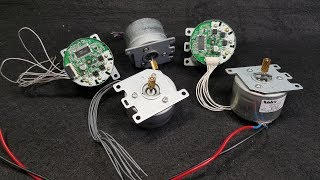 How To Run Nidec 24V Brushless Motor Equipped Drive Board With 24v DC