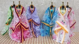 vestiti per le bambole Barbie Elsa Кукла Барби одежды Elsa Barbie-P...