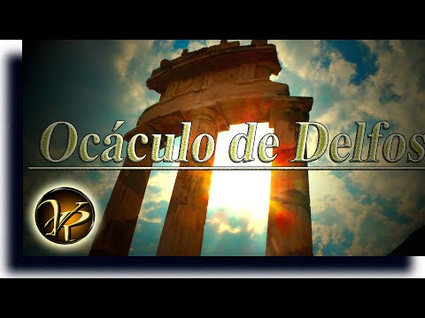 ORACULO DE DELFOS GRECIA | Greek Oracle Of Delphi 🏛️