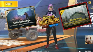 Pubg Mobile Lite New big Update 0.15.0 official version | Zombie mode and TDM Mode Confirmed