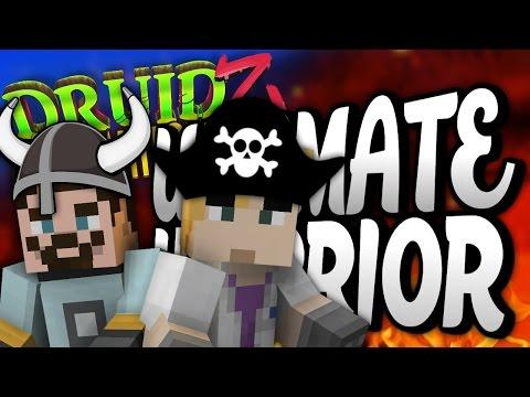 Minecraft Mods Druidz Downtown #89 - Ultimate Warrior