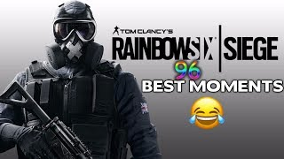 RAINBOW SIX SIEGE - BEST MOMENTS 96 - FUNNY CHATS WITH THE TEAM! (RANDOM NOOB ADVENTURES)