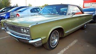 Chrysler Newport Coupe 1966 Musclecar
