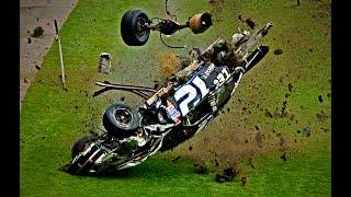 NASCAR's Wildest Flips