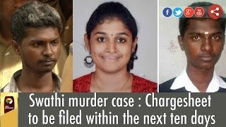 Swathi Murder: Police to file chargesheet within 10 days in Madras HC