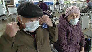 В Москве и Подмосковье принимаются дополнительные меры чтобы сдержать распространение коронавируса