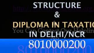 8010000200 |   Diploma in Taxation | Distance learning Admission 2014