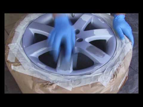 NAPRAW SAM - naprawa felgi aluminiowej