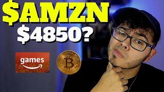 Amazon Stock Price Target $4850?